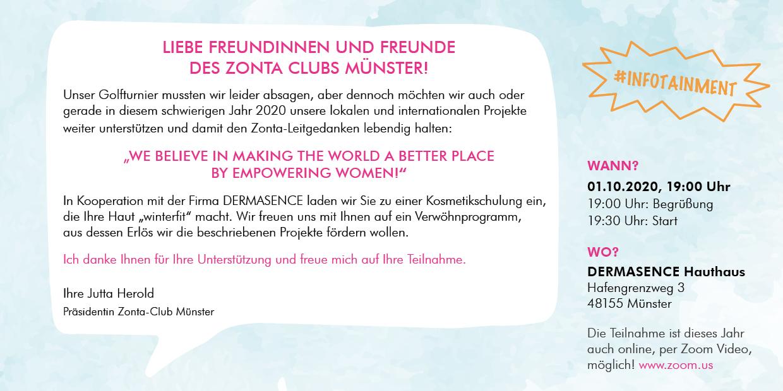 Einladung_Zonta_2020_Königs-Apotheke Münster 3